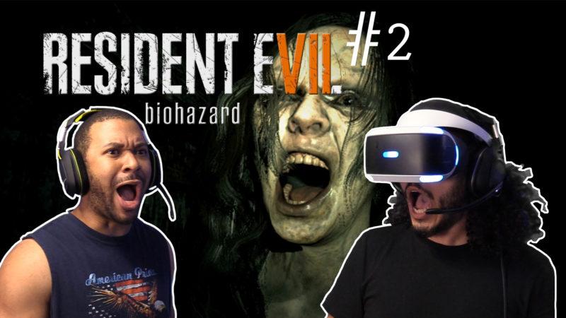 Resident Evil Thumbnail Episode 2