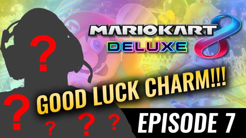 SECRET GOOD LUCK CHARM!!! [MARIO KART #7] Thumbnail