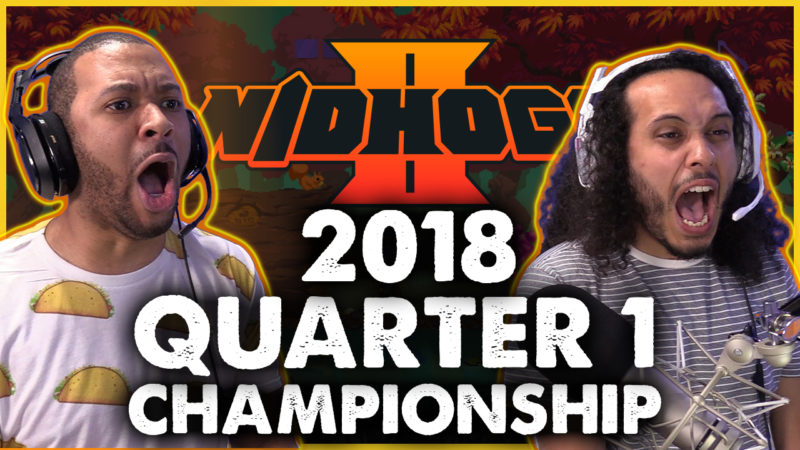 2018 Q1 CHAMPIONSHIP MATCH!!! [NIDHOGG 2 #3] Thumbnail