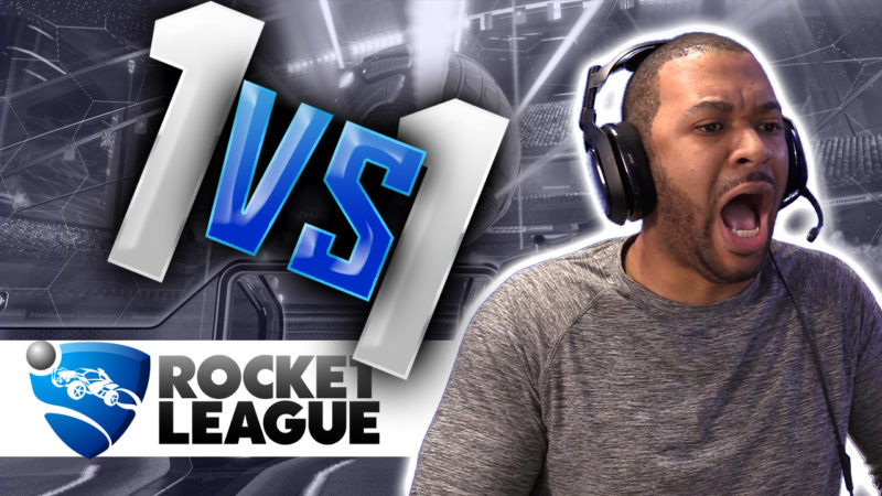 1v1 CHAMPIONSHIP MATCH!!! [ROCKET LEAGUE #68] Thumbnail