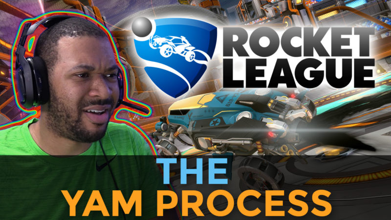 THE YAM PROCESS [ROCKET LEAGUE #67] Thumbnail