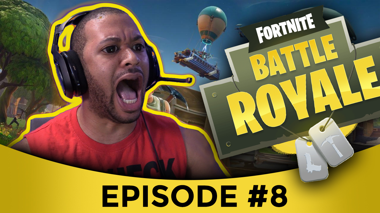 THE CIRCLE OF DEATH!!! [FORNITE #8] Thumbnail